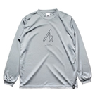Mewship50【NEON】L/S PL (GY×DK)