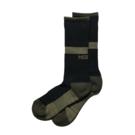 Mewship50【TWO WAY crew socks】(BK×JGR)