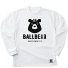 BBオリジナル【BALL BEAR】ロンT