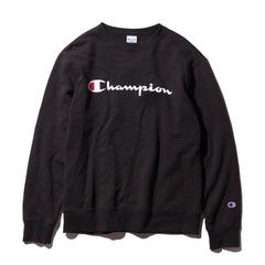 チャンピオン クルーネックスウェットシャツ 【C3-H004 090】