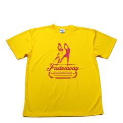 BBオリジナル【FADEAWAY】Tシャツ