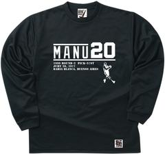 BBオリジナル【MANU #20】ロンT