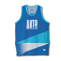 AKTR CUTTING GLOW TANK(BLUE)