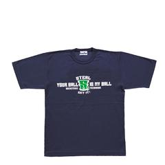 チームファイブ Tシャツ スティール!【AT-6601】