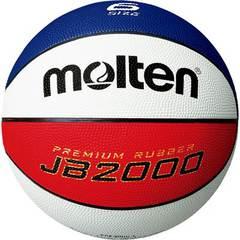モルテン ゴムバスケットボール6号【B6C2000-C】