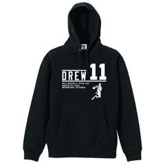 BBオリジナル【DREW #11】パーカ