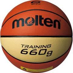 モルテン トレーニングボール660g【B6C9066】