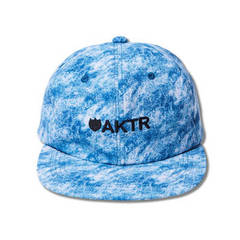 CHEMICAL 6PANEL CAP BLUE