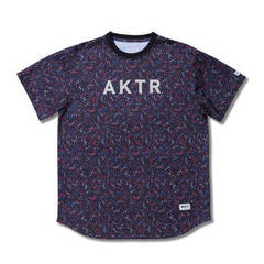 AKTR SPLASH18 TEE BLACK