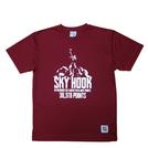 BBオリジナル【SKY HOOK】Tシャツ BG×WH