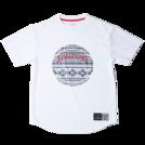 スポルディング Tシャツ NORDIC【SMT181190 WH】
