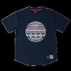 スポルディング Tシャツ NORDIC【SMT181190 NV】