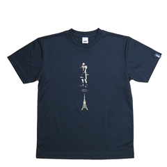 Mewship50【TOWER OF #T】S/S PL (BK×GD)