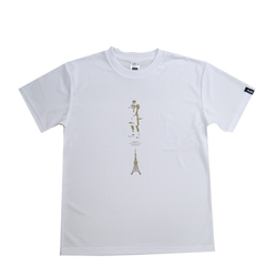 Mewship50【TOWER OF #T】S/S PL (WH×GD)