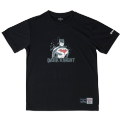 SPALDING Tシャツ BATMAN DARK KNIGHT【SMT181300 BK】
