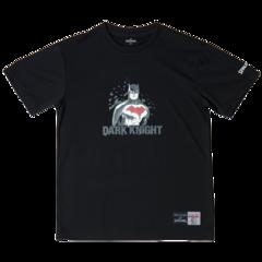 SPALDING Tシャツ BATMAN DARK KNIGHT【SMT181300 BK】