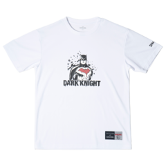 SPALDING Tシャツ BATMAN DARK KNIGHT【SMT181300 WH】