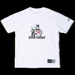 SPALDING Tシャツ BATMAN DARK KNIGHT【SMT181300 WH】
