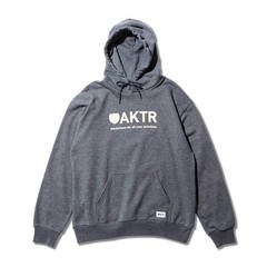 AKTR BASIC LOGO SWEAT PULLOVER PARKA