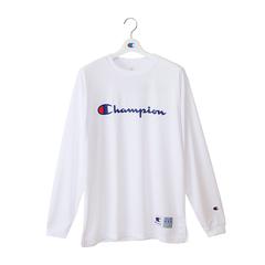 チャンピオン DRYSAVER L/S Tシャツ【C3-NB450 010】