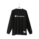 チャンピオン DRYSAVER L/S Tシャツ【C3-NB450 090】