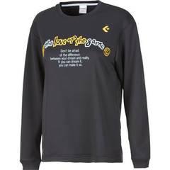 コンバース  ウィメンズプリントロングスリーブシャツ【CB382306L 1953】