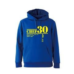 BBオリジナル【CHEF #30】ドライパーカ