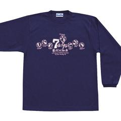 チームファイブ ロンT「セブンデイズ」【AL-6901】