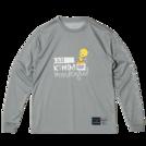 SPALDING L/S Tシャツ TWEETY WONDERFUL【SMT181380 GY】