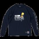 SPALDING L/S Tシャツ TWEETY WONDERFUL【SMT181380 NV】