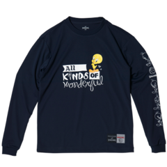 SPALDING L/S Tシャツ TWEETY WONDERFUL【SMT181380】