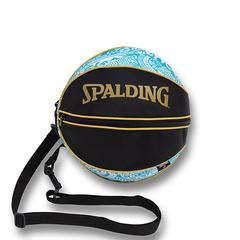 スポルディング ボールバッグ ポリネシアン【49-001PT】