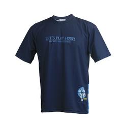 チームファイブ Tシャツ レッツ・プレイ・フープ!【AT-7801】