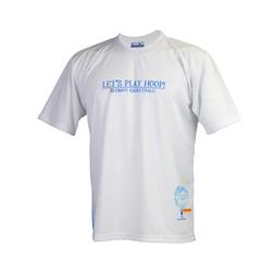 チームファイブ Tシャツ レッツ・プレイ・フープ!【AT-7808】