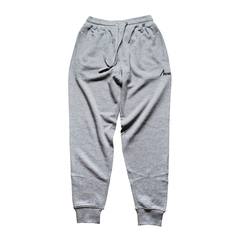 Mewship50【BASIC LOGO】light sweat pants (GY×BK)