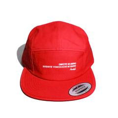 Mewship50【O.N.D CAP】(RD×WH)