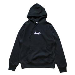 Mewship50【BASIC LOGO】pullover (BK×WH)