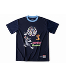 SPALDING Tシャツ トム&ジェリーボール【SMT190600 NV】