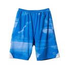 AKTR RIPPLE FLOW SHORTS BLUE