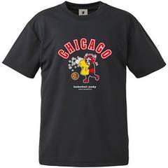 CHICAGO DRYTEE【BSK19004 BK】