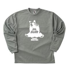 BBオリジナル【RUN AND BUMP - KUMA】ロンT