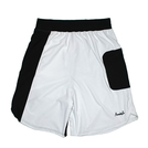 Mewship50【LOGO street shorts】(GY×BK)