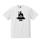 BBオリジナル【RUN AND BUMP - KUMA】Tシャツ