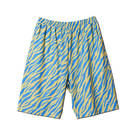 AKTR ZEBRA SHORTS YELLOW