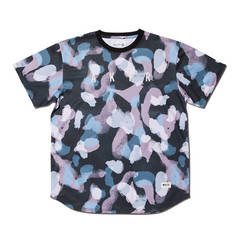 AKTR BLEEDING CAMO TEE BLACK