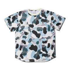 AKTR BLEEDING CAMO TEE WHITE