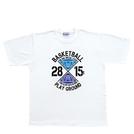 チームファイブ Tシャツ バスケットボールプレイグラウンド【AT-7908】