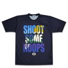 チームファイブ Tシャツ SHOOT SOME HOOP【AT-8101】