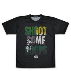 チームファイブ Tシャツ SHOOT SOME HOOP【AT-8107】