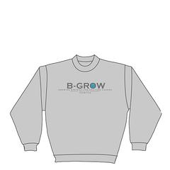 チームファイブ トレーナー 「B-GROW」【BTS-0112】